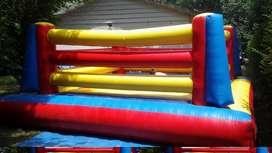 Alquiler de inflables para chicos y adolecentes