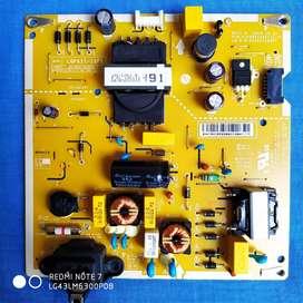 Vendo Tarjeta Fuente Tv LG 43LM6300 PDB