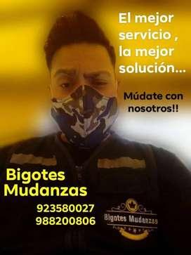 Mudanzas Chiclayo Bigotes