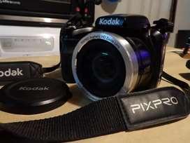 Camara Kodak az421 42x zoom óptico