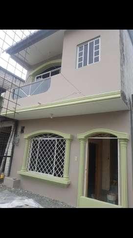 Se vende casa de 2 pisos