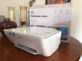 Impresora nueva hp DeskJet 2752