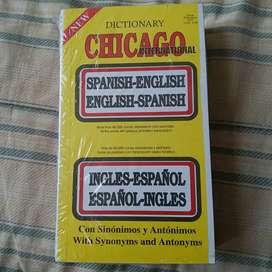 Diccionario Chicago Inglés-Español
