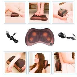 Masajeador Almohada Electrica Car And Home Massage Pillow + ENVIO GRATIS