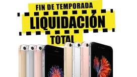 iPhone SE 5S 6 6S LIQUIDACIÓN CON GARANTÍA 7 8