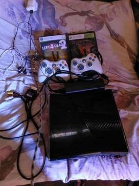 Xbox 360 4 Gb Chipeada