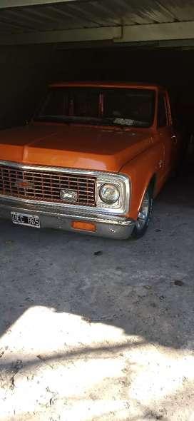Chevrolet c10 para entendidos