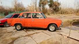 Vendo Fiat 125 doble árbol de leva