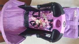 Coche Priori Edición Disney Baby