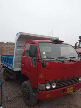 Volquete toyota dyna 400