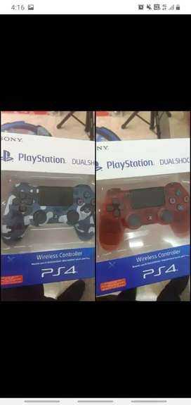 Controles PlayStation 4