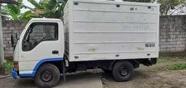 Se vende camioncito chevrolet NHR 2001
