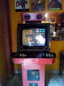 Pimball arcade snk 48 JUEGOS  en 1 (neo geo)
