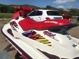Moto de agua sea doo GSX 750 mod 97 impecable