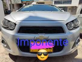 Gangazo, hermoso Chevrolet SONIC, 31 negociable