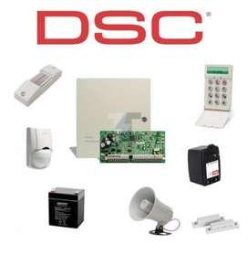 Instalacion Alarmas de Seguridad Dsc