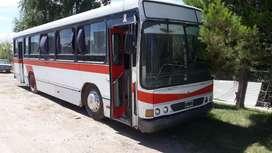 Colectivo  Mercedes Benz OH 1621 L motorhome