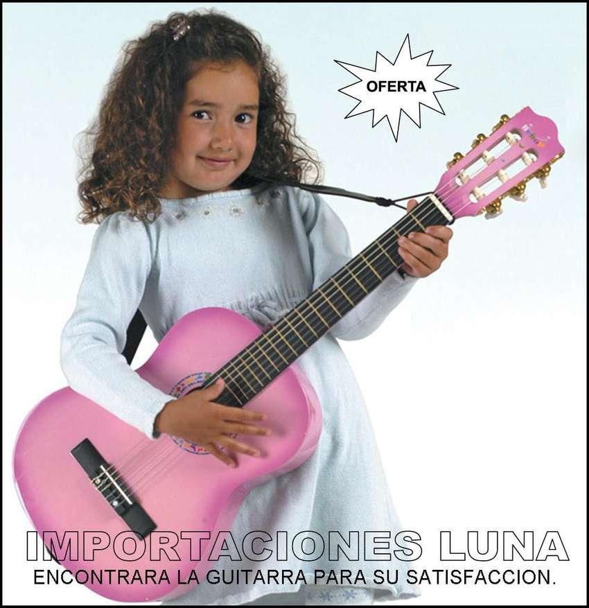 Venta guitarras acusticas colores rosado en lima peru 0