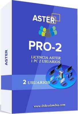 ASTER Multiseat 2 Usuarios Para Su Computadora