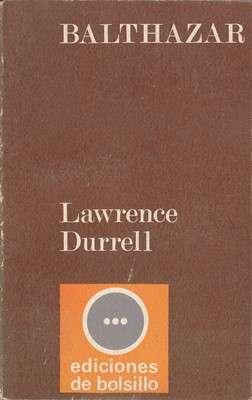 Libro: Balthazar, de Lawrence Durrell [novela de espionaje]