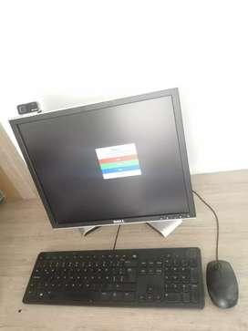 Monitor marca Dell 19 pulgadas **combo**