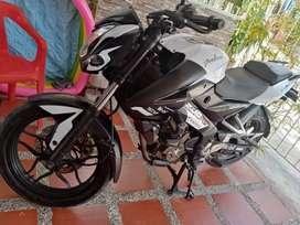 Linda motocicleta