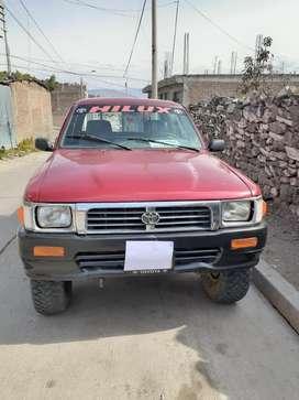 Vendo Camioneta 4 X4