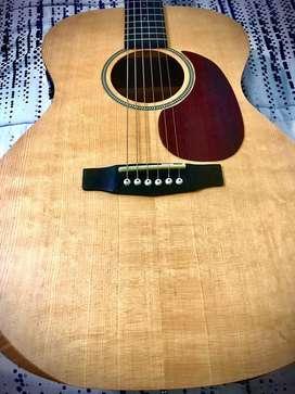 Guitarra electroacustica  Cort Luce bevel cut op (modificada)