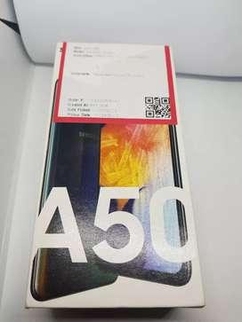 Vendo samsung a50 nuevo