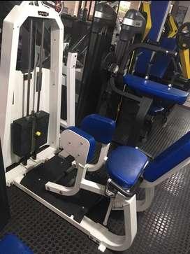 Maquina de gym de Abductores