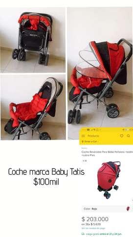 Coche de bebé marca Baby Tatis