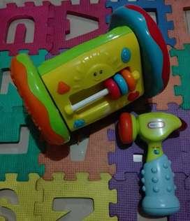 Juguetes infantiles didacticos funcionales