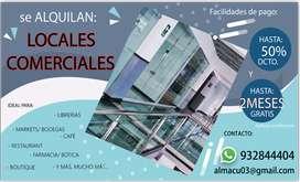 ALQUILER de Locales Comerciales en  HUARAZ - INDEPENDENCIA