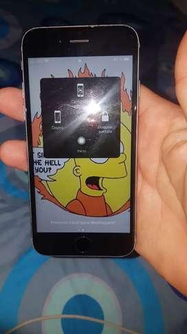 Iphone 6s 16GB estado 7/10