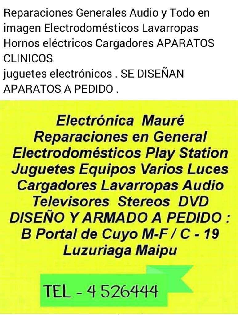 Electronica Reparaciones en General 0