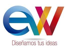 Se solicitan personas para ofrecer servicios de diseño gráfico y diseño web