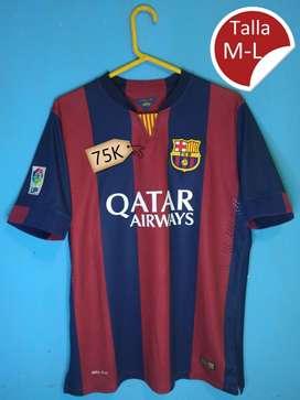 Camisetas barcelona Messi