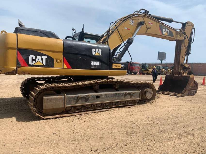Venta excavadora oruga Cat modelo 336 0
