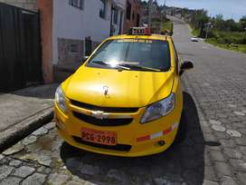 Vendo taxi legal de la compañía taxorbe