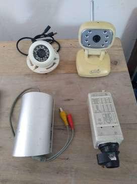 CAMARAS CCTV. NO FUNCIONAN a 5000 cada una