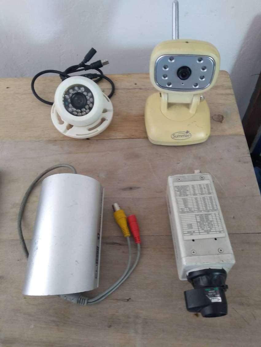 CAMARAS CCTV. NO FUNCIONAN a 5000 cada una 0