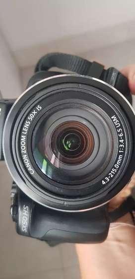 Cámara Digital Canon powershot sx50 hs 12.1mp digital camera