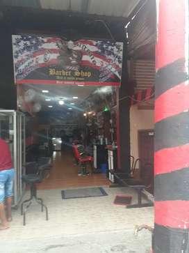 Barber shop en venta