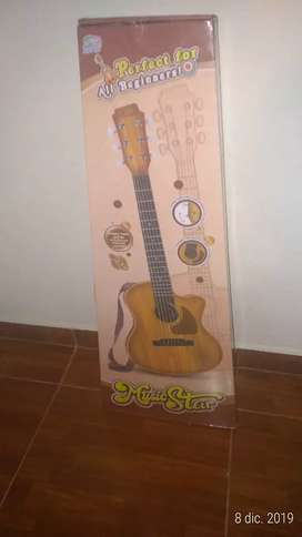 Guitarra music star
