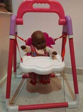 Columpio de muñecas
