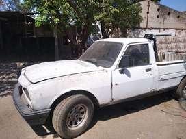 1989 Peugeot Pickup 504