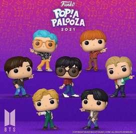 BTS FUNKO POP