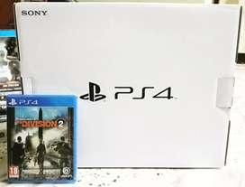 Consola PS4 Nueva