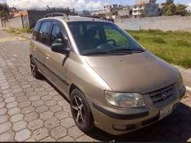 Hyundai matrix, en muy buenas condiciones negociable