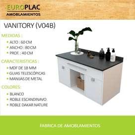 VANITORY (Modelo V04B)